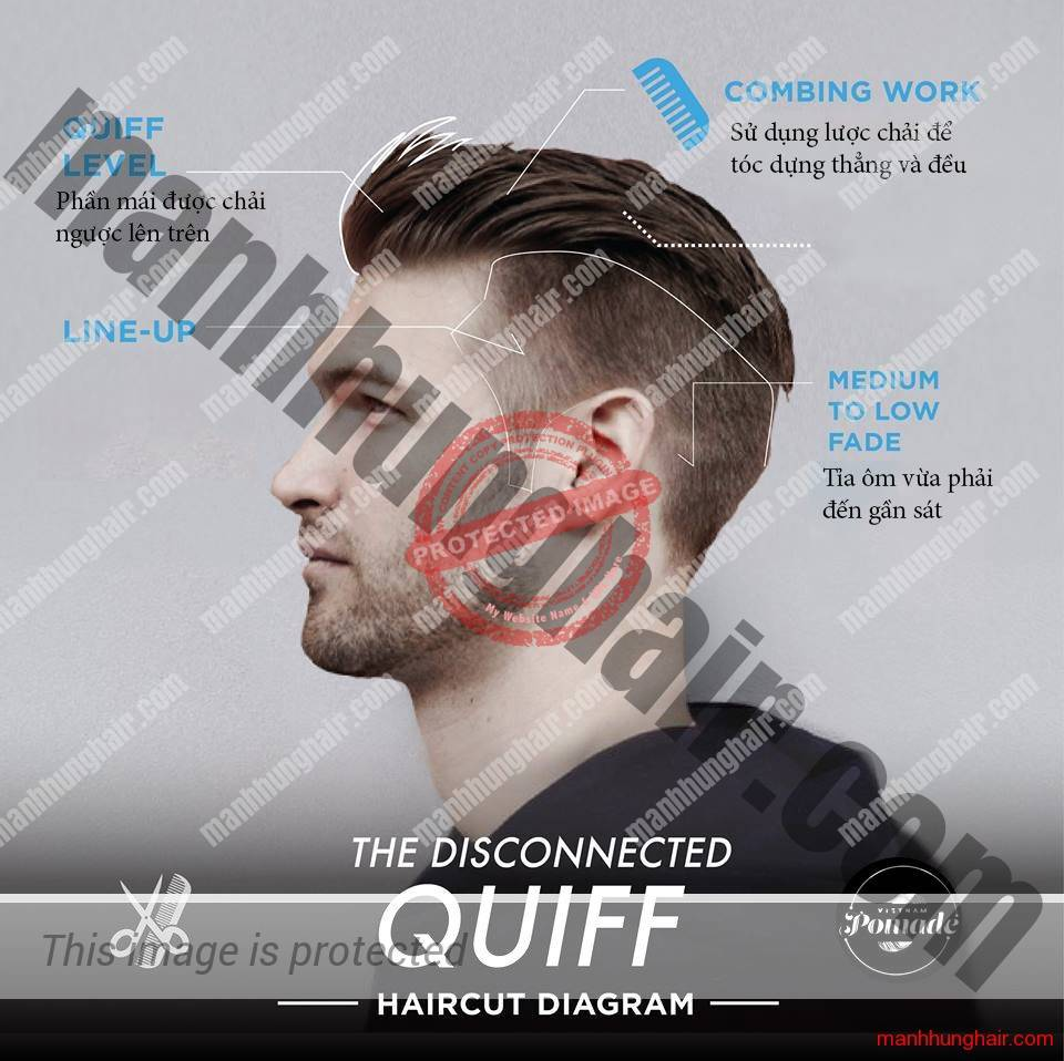 disconnect quiff