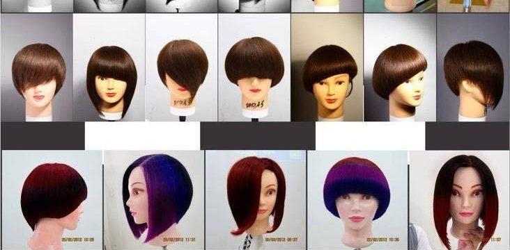 công thức nhuộm tóc