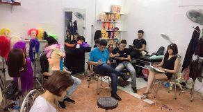 học cắt tóc hải phòng