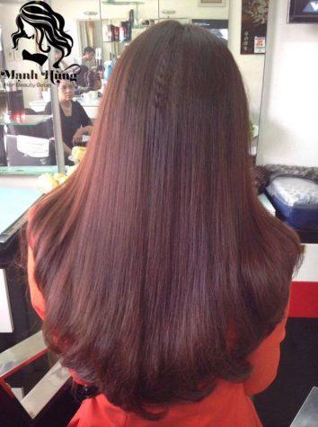 cắt tóc nữ đẹp hải phòng