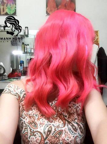 nhuộm tóc đẹp hải phòng 1