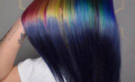 nhuộm tóc đẹp ở hải phòng