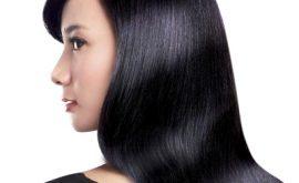 tóc óng mượt