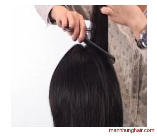 kỹ xảo cắt tóc nâng cao