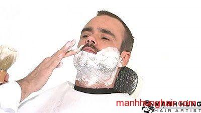 hướng dẫn cạo râu