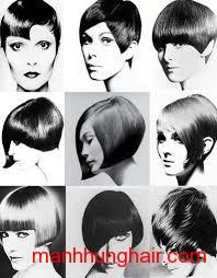 cắt tóc nữ