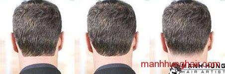 cách cắt tóc nam