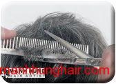 over comb cut