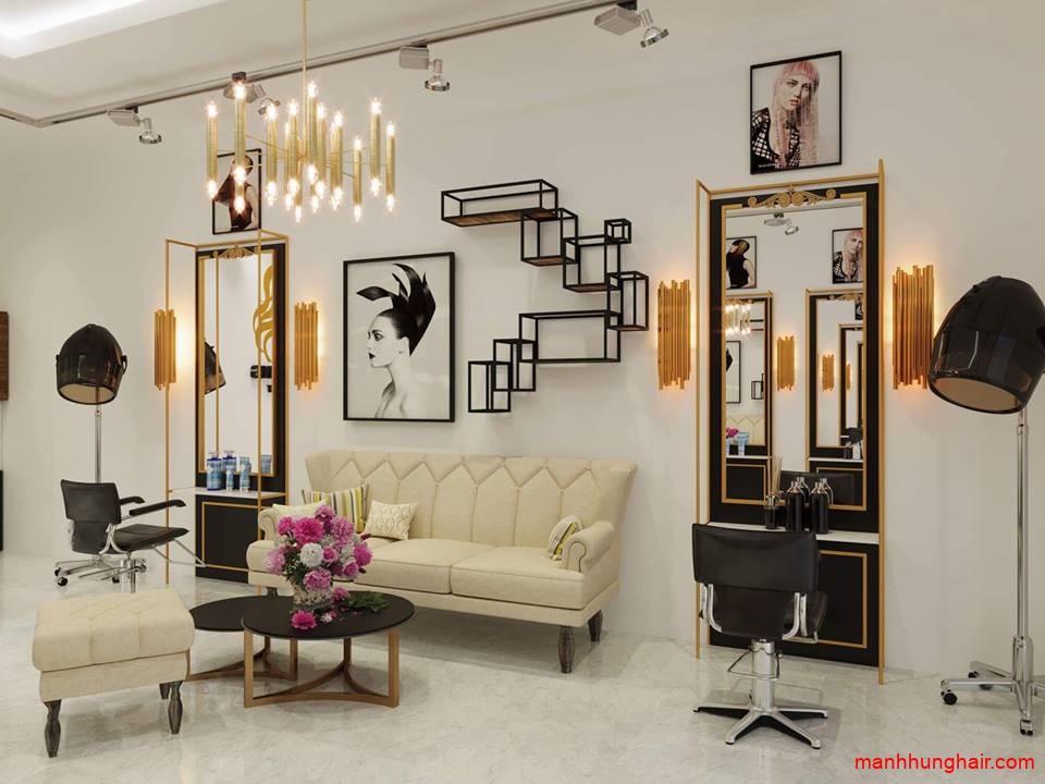 Gọi Vốn Cho Cho Chuỗi Salon Tóc Mạnh Hùng Hair Artist